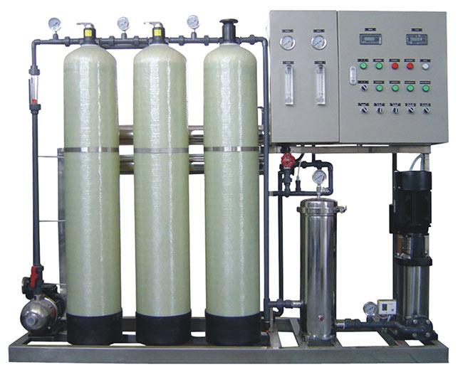 1吨/小时农村直饮水设备